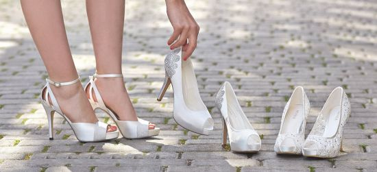 evening and party shoes and bags - wedding and bridal shoes . menbur